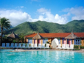 Hotel Flamenco Villas and Beach Resort, Margarita Island, Venezuela
