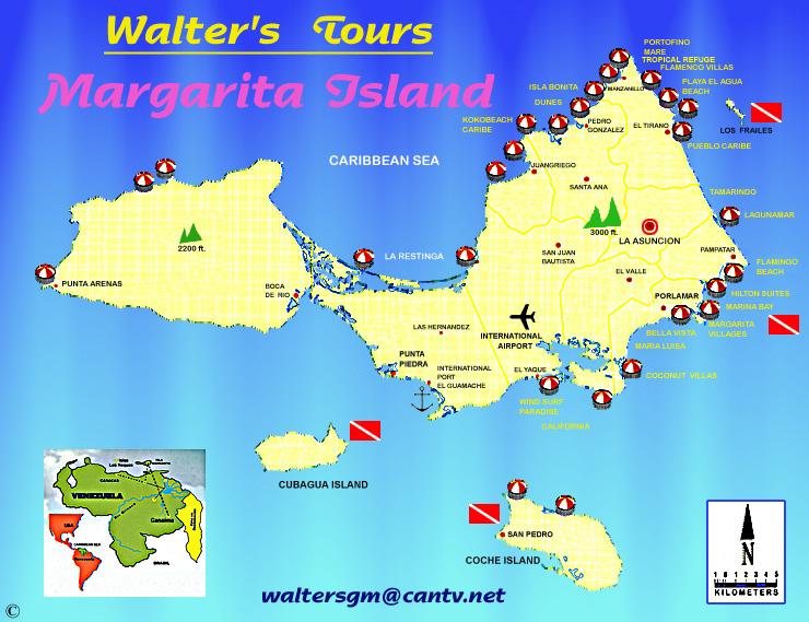 Galerry margarita island beach Margarita Island Venezuela